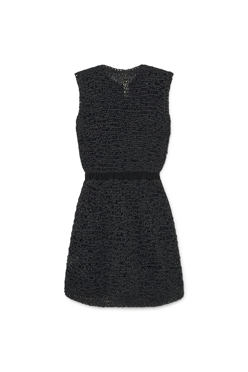 LITTLE CREATIVE FACTORY Tricot Knit Dress