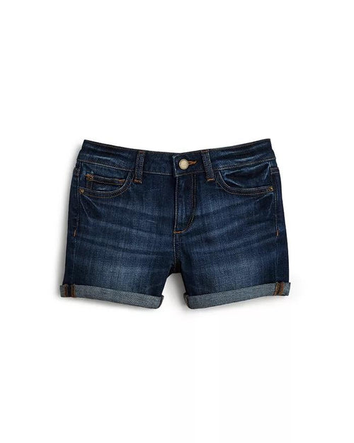 DL1961 Piper Cuffed Shorts Sea-Lion