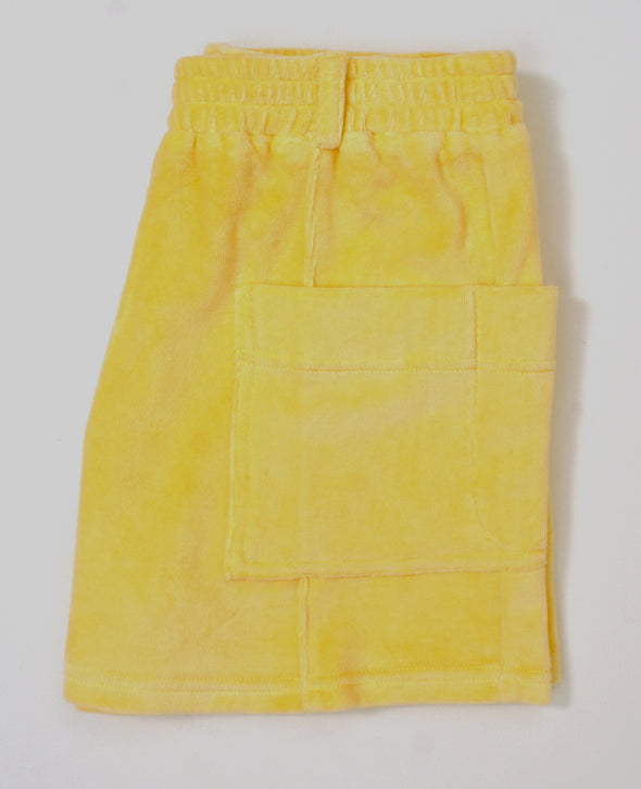 Maison MRL Women Yellow Short