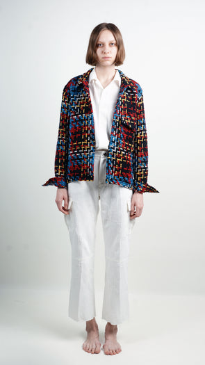 Maison MRL Colorful Jacket