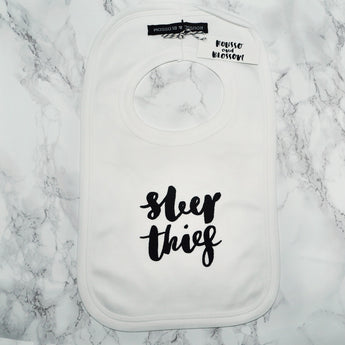 Sleep Thief Bib