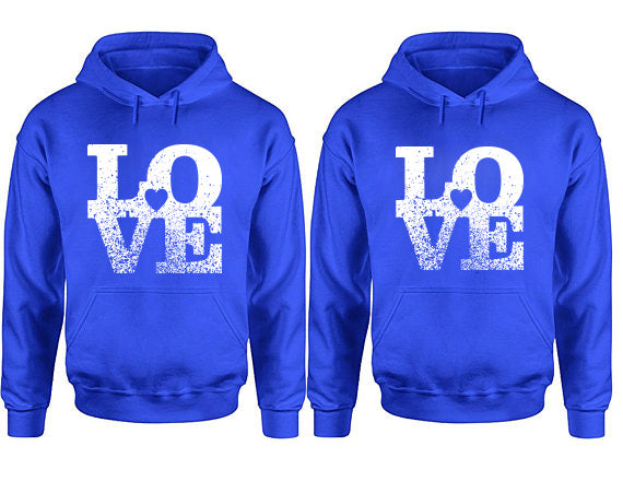 Love Hoodies