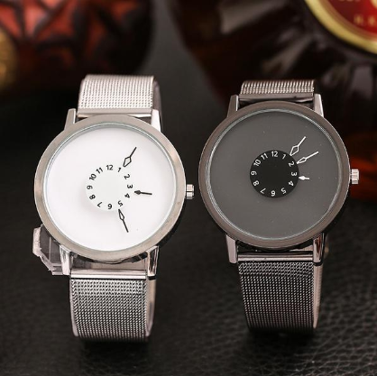 Couple Wrist Quartz Watch