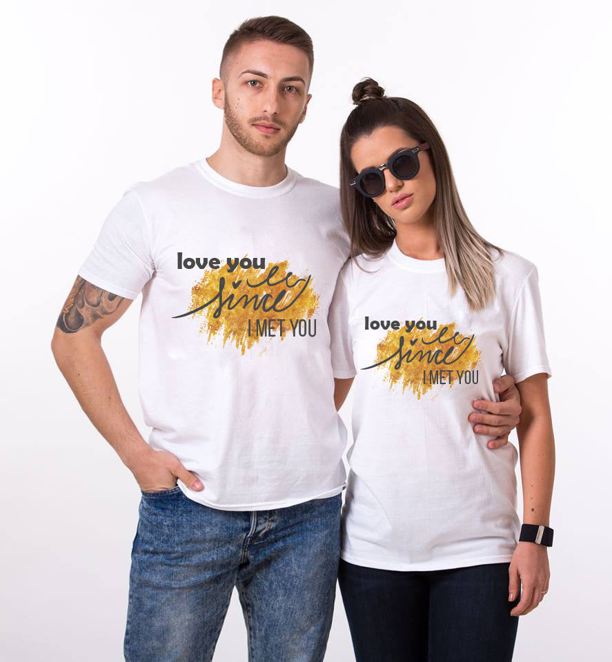 Love You Couple Tees
