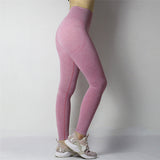 2019 Premium High Waist Seamless Leggings Push Up Leggins Sport Women Fitness Running Yoga Pants