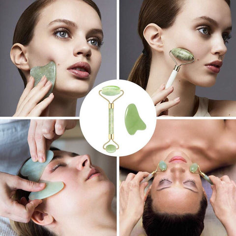 Premium Jade Roller for Face