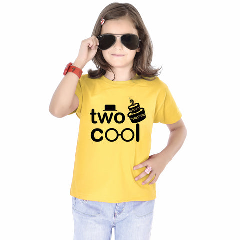 Two Cool 2nd Birthday Tees