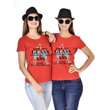 Raise That Glass & Shake That Ass Bachelorette Tees