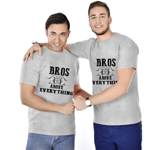 Bros Above Everything Brothers Tees