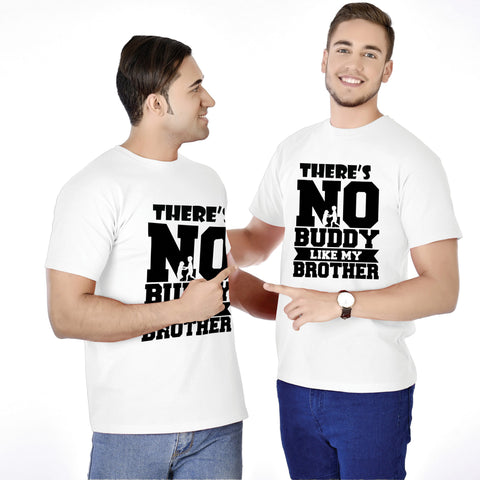 There's No Buddy Like My Brother Tees