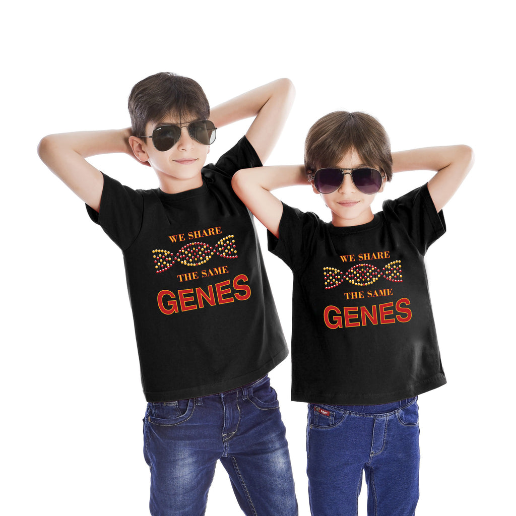 We Share The Same Genes Tees