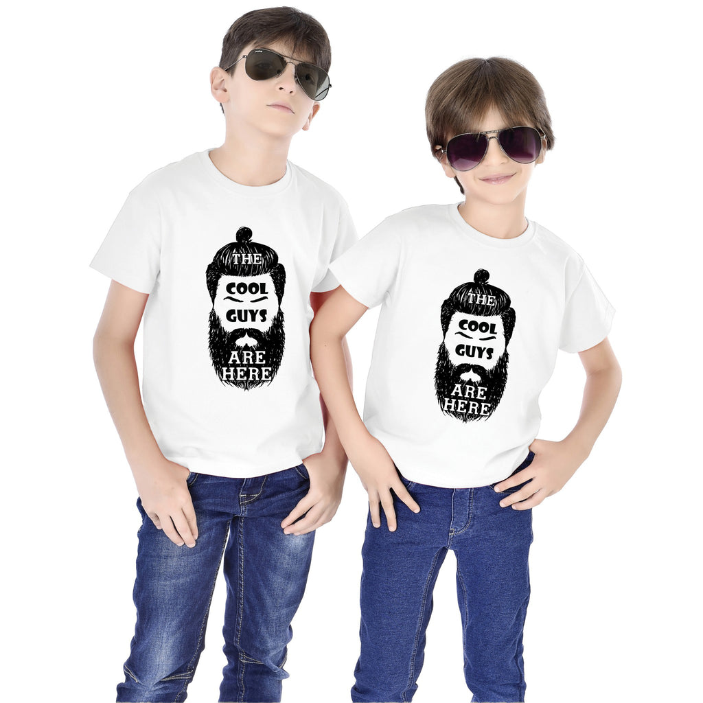 Cool Guys Are Here Tees