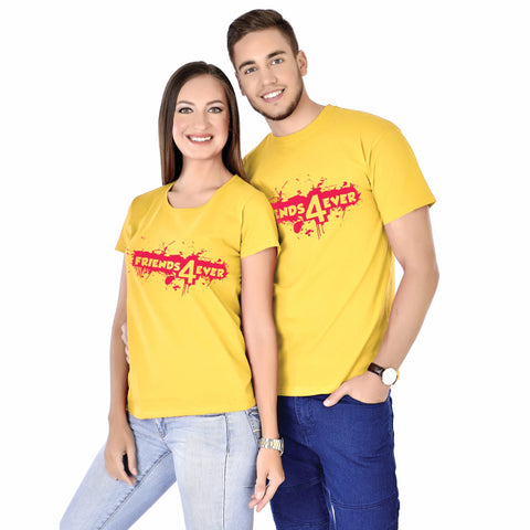 Friends 4 Ever Siblings Tee