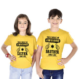 This Is What An Awesome Brother/Sister Looks Like Tees