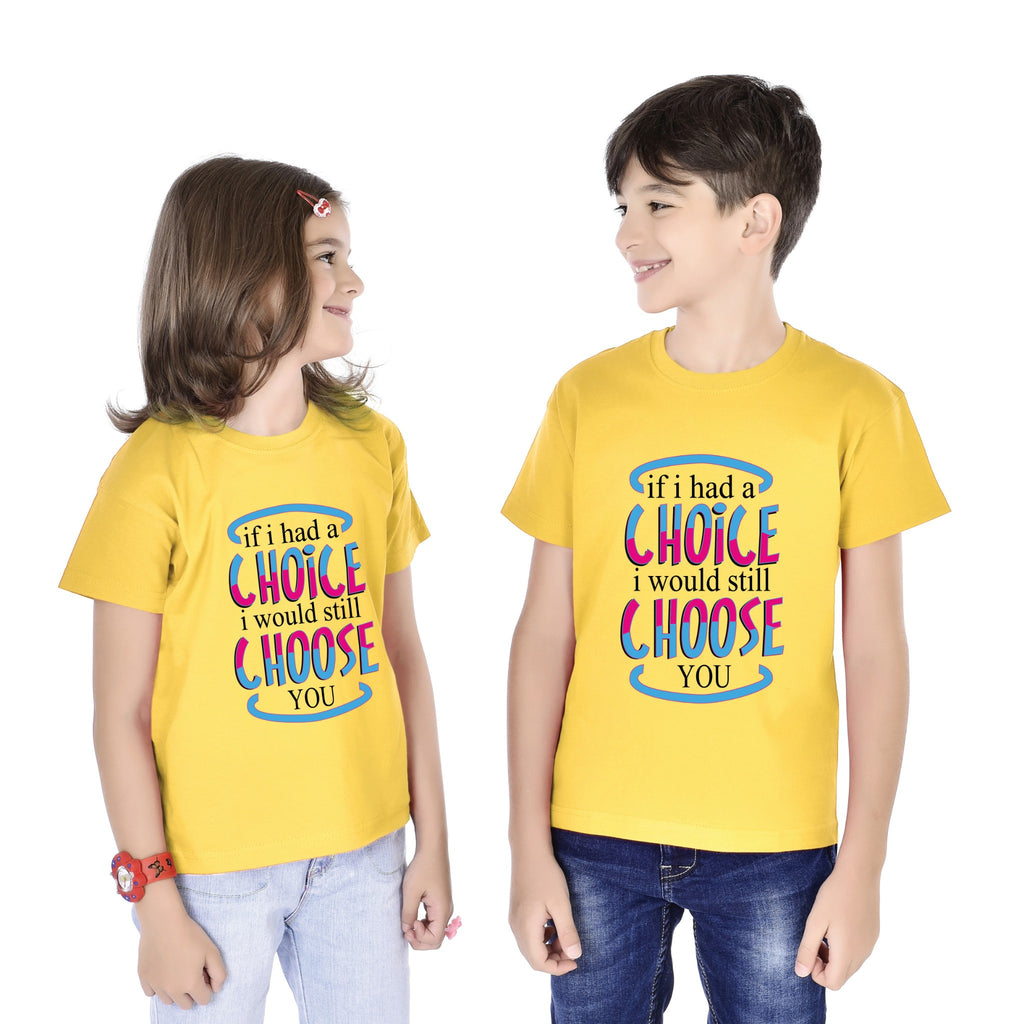If I Had A Choice I Would Still Choose You Tees