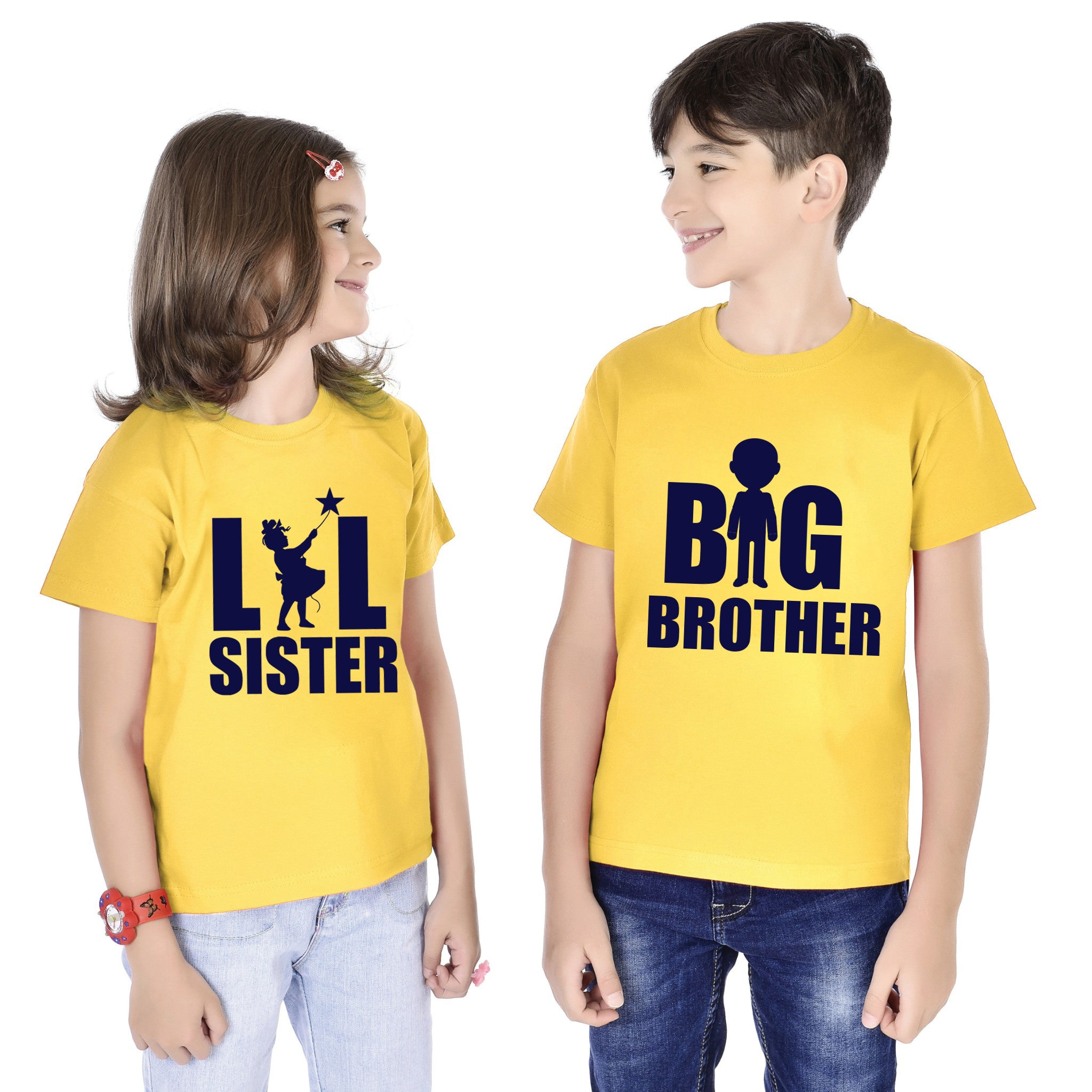classic fit modern design world-wide selection of Big Sister Little Sister T Shirts For Adults - Nils Stucki ...