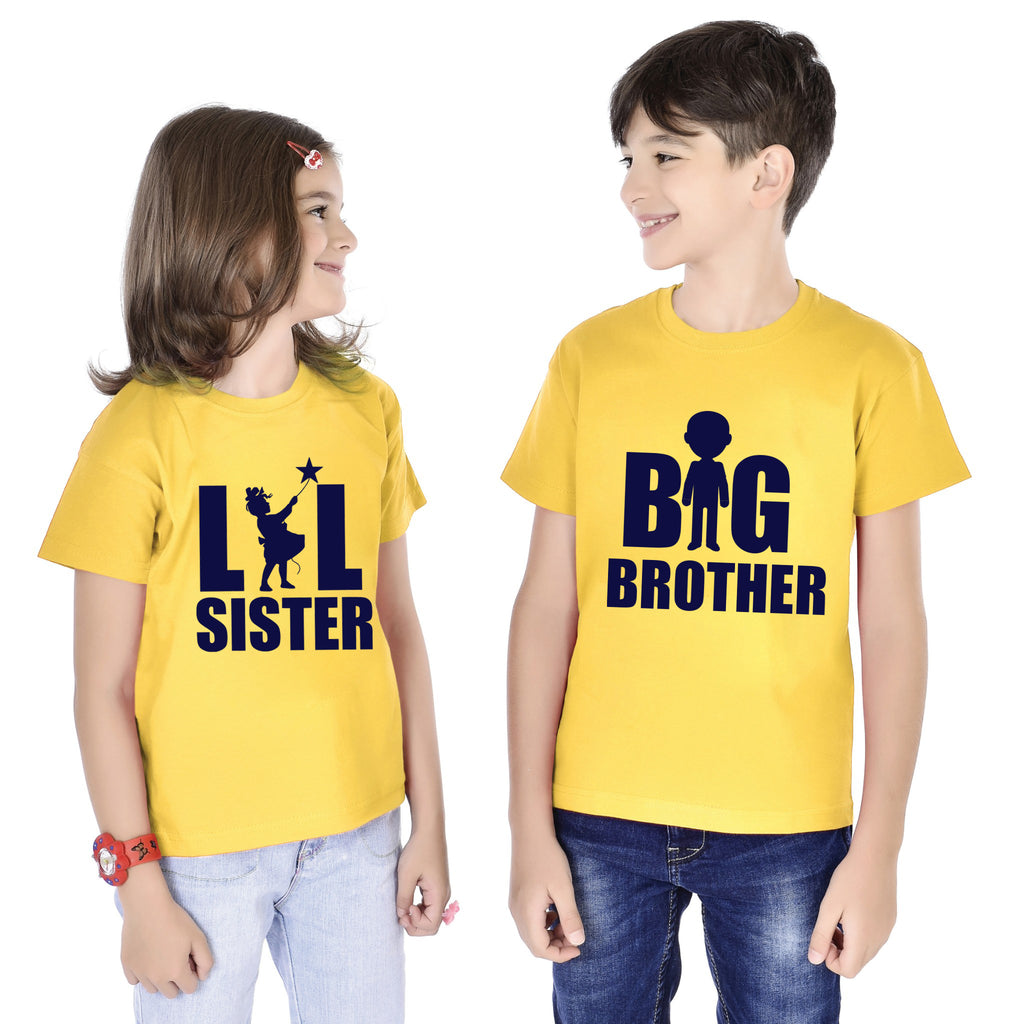 Big Brother/Little Sister Tees