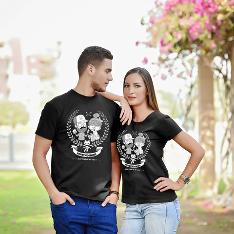 Honeymooning Couple Tees