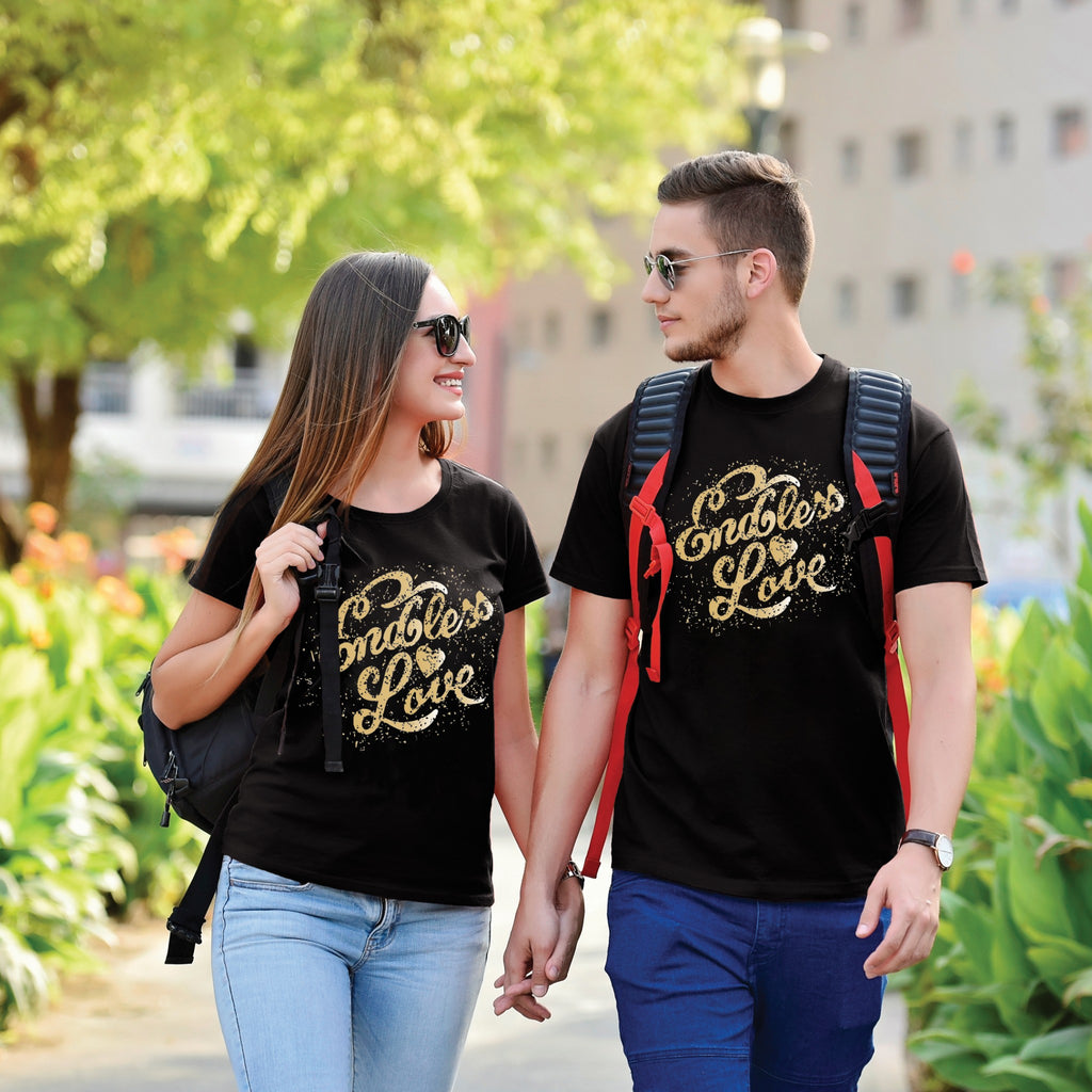 Endless Love Couple Tees
