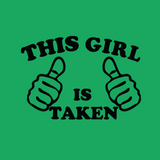 This Guy/Girl  Is Taken Couple Tees