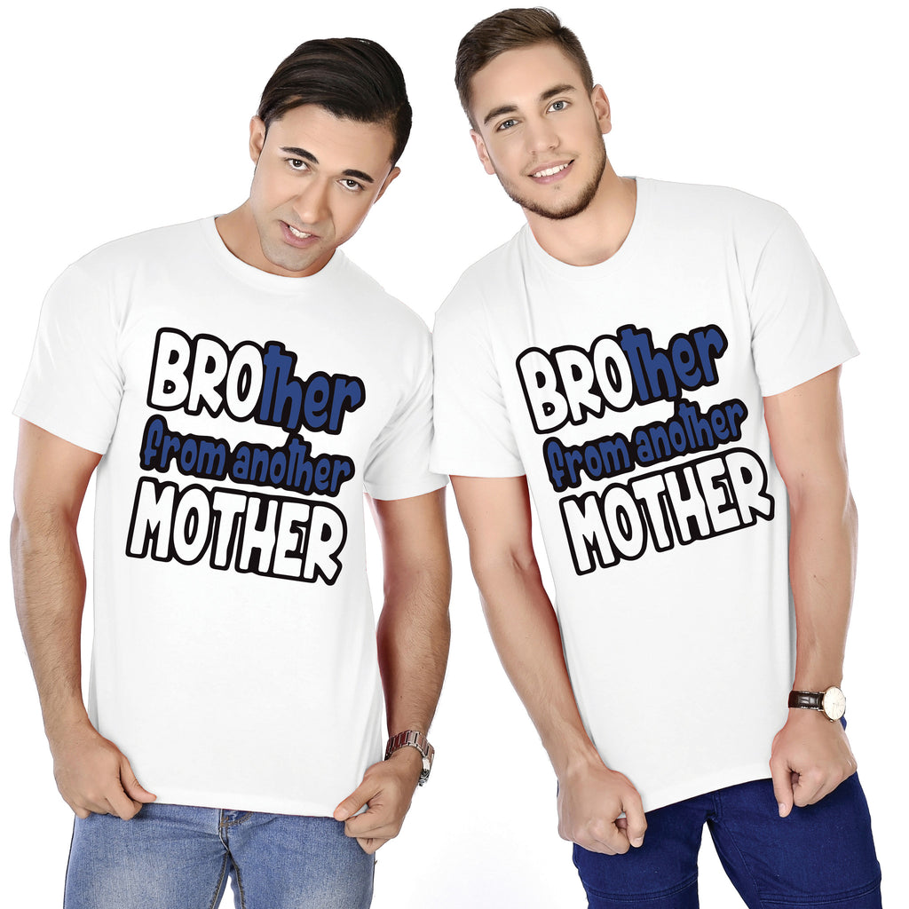 Brother From Another Mother Friends Tees