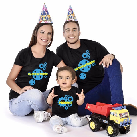 Manufacturer Product Family With Baby Tees