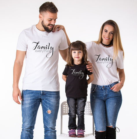 Family Everything Tees