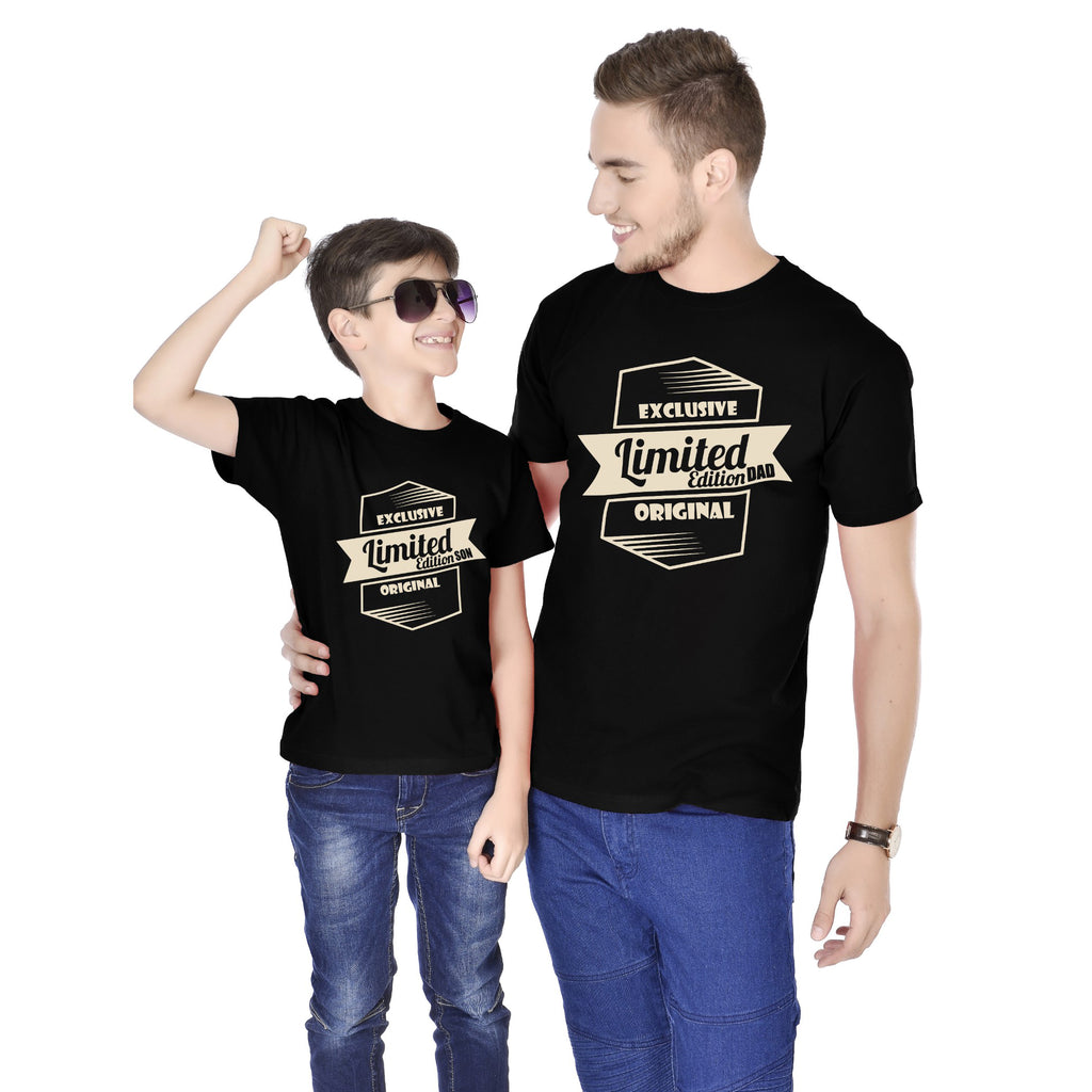 Exclusive Limited Edition Dad/Son Tees