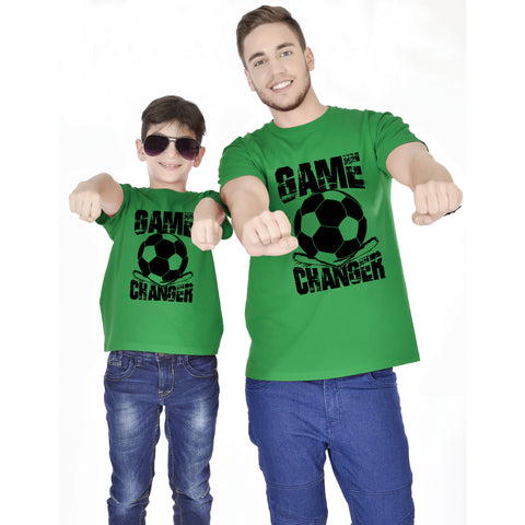 Game Changer Father And Son Tees