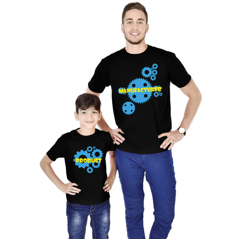 Manufacturer/Product Father And Son Tees