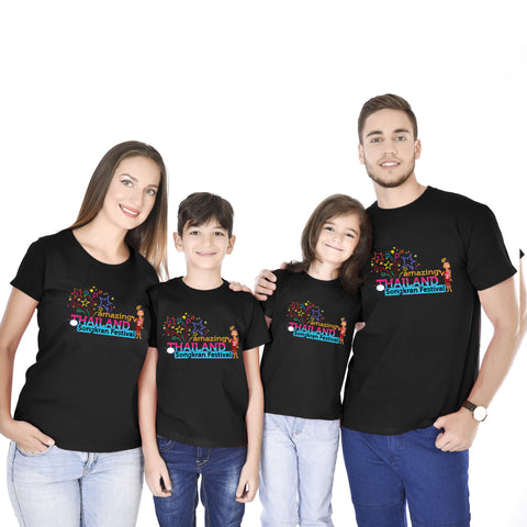 Amazing Thailand Family Tees