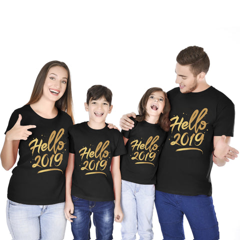 New Year Family Tees