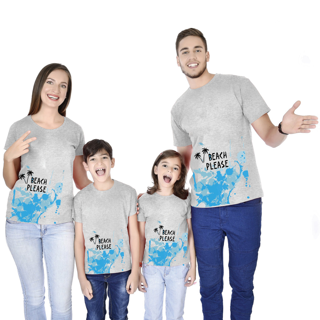 BEACH PLEASE!!! Family Tees