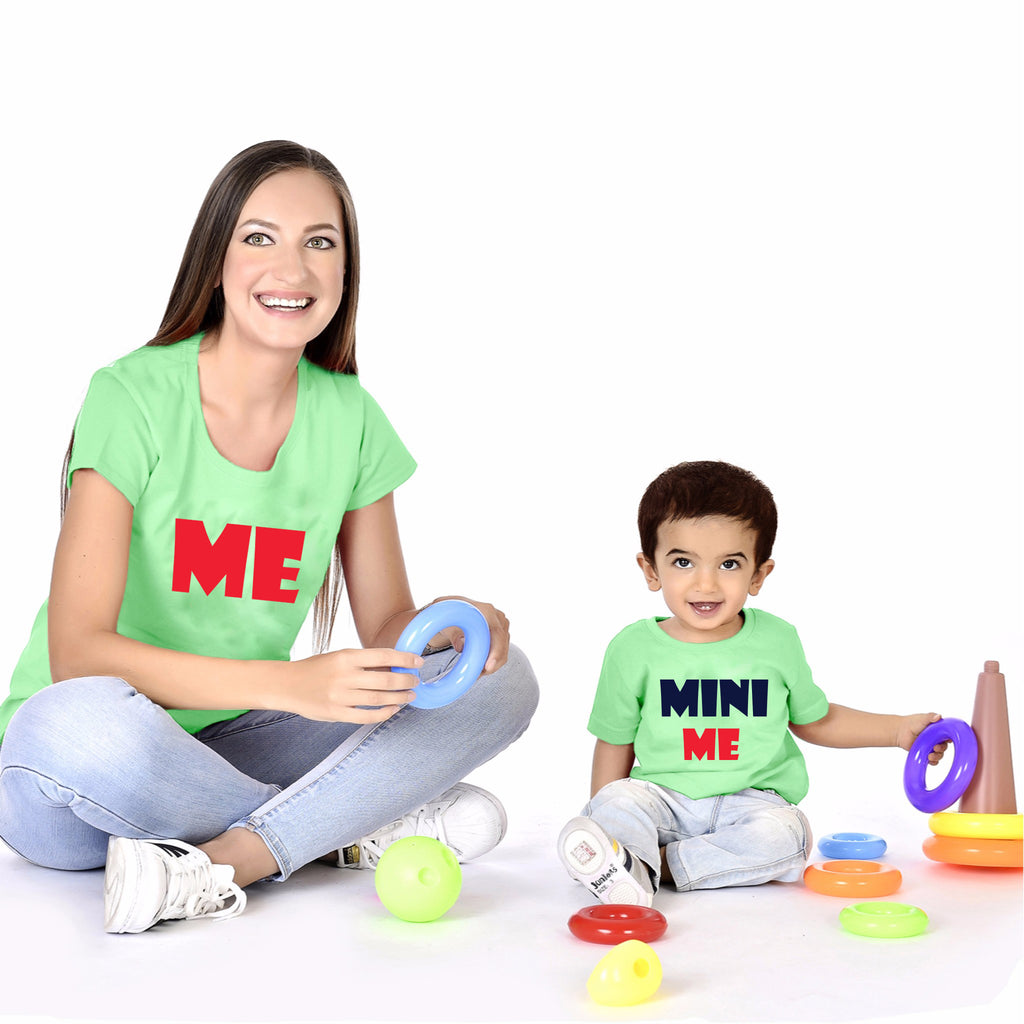 Me/Mini Me Mother Baby Tees