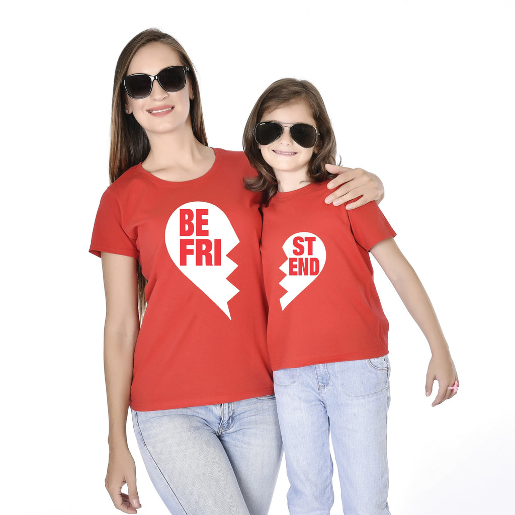 Mom/Daughter Best Friend Tees