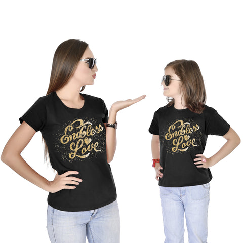 Endless Love Mom Daughter Tees