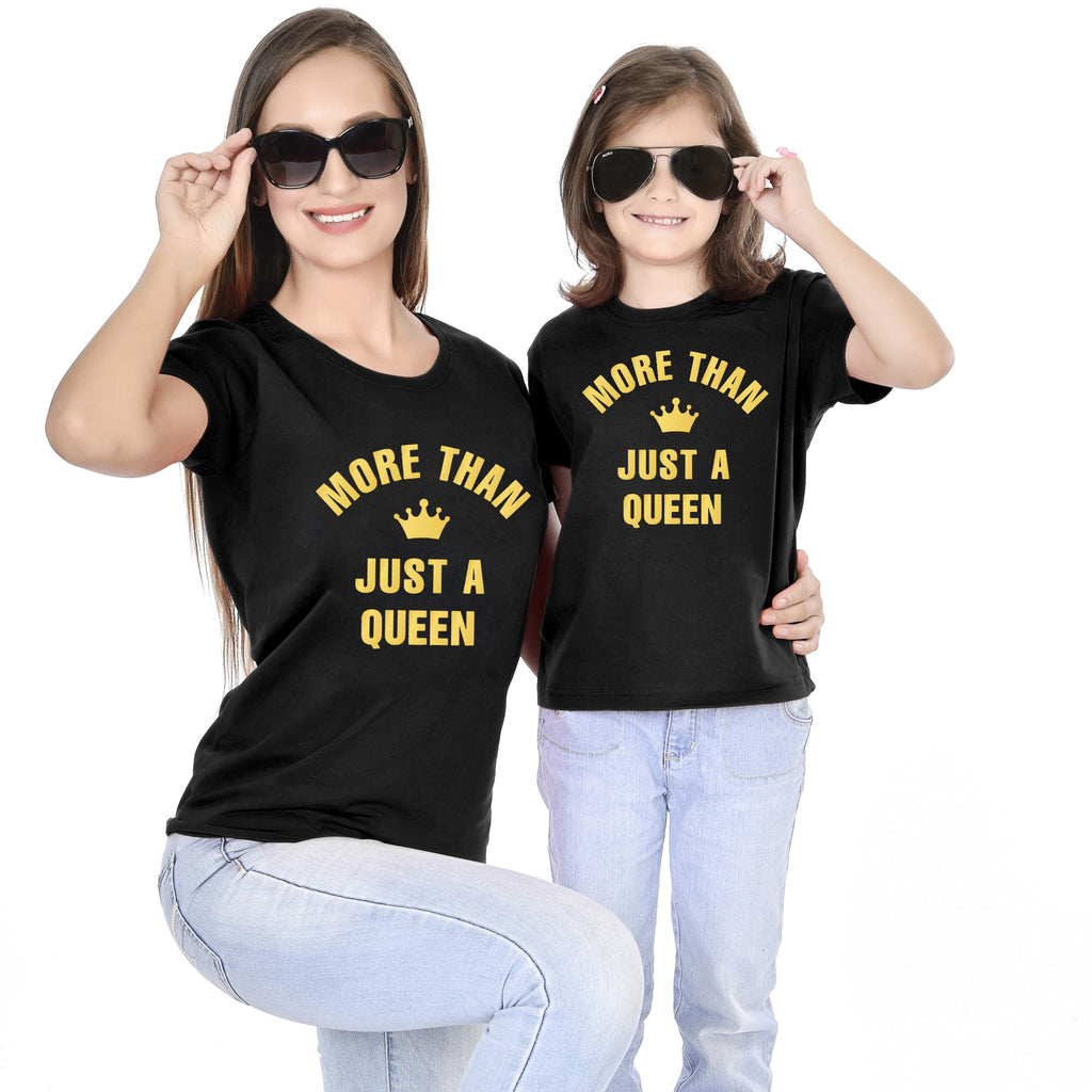 More Than Just A Queen Tees