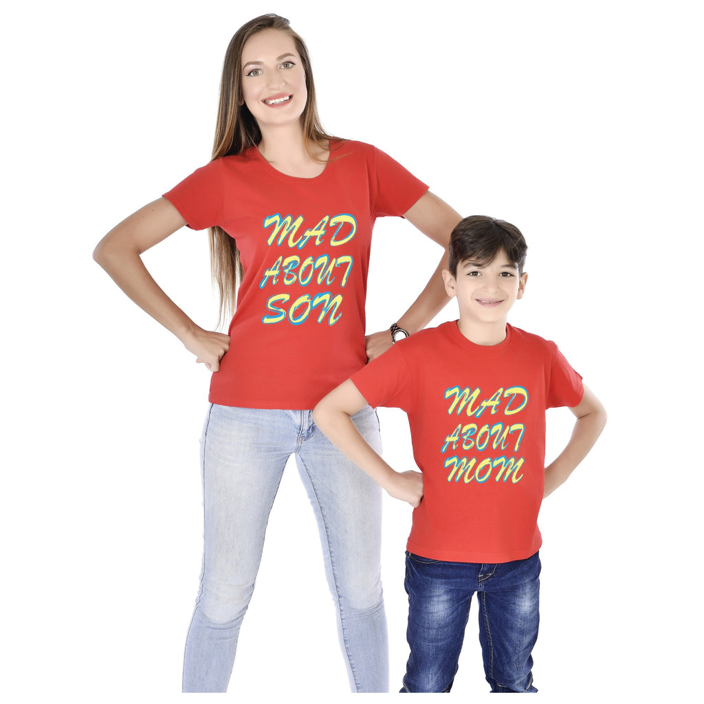 Mad About Mom/Son Tees