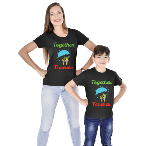 Together Forever Mom Son Tees