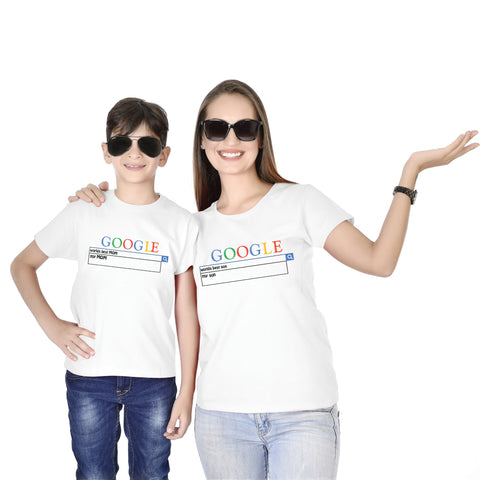 Worlds Best Mom-Son Tees