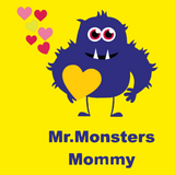 Mr Monster/Mr Monsters Mommy Tees