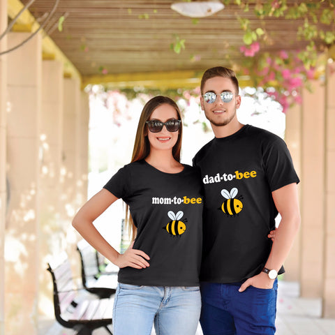 Mom To Be/Dad To Be Tees