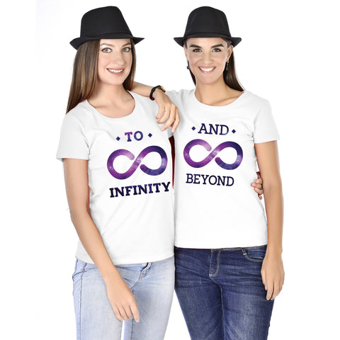 To Infinity And Beyond Sisters Tees