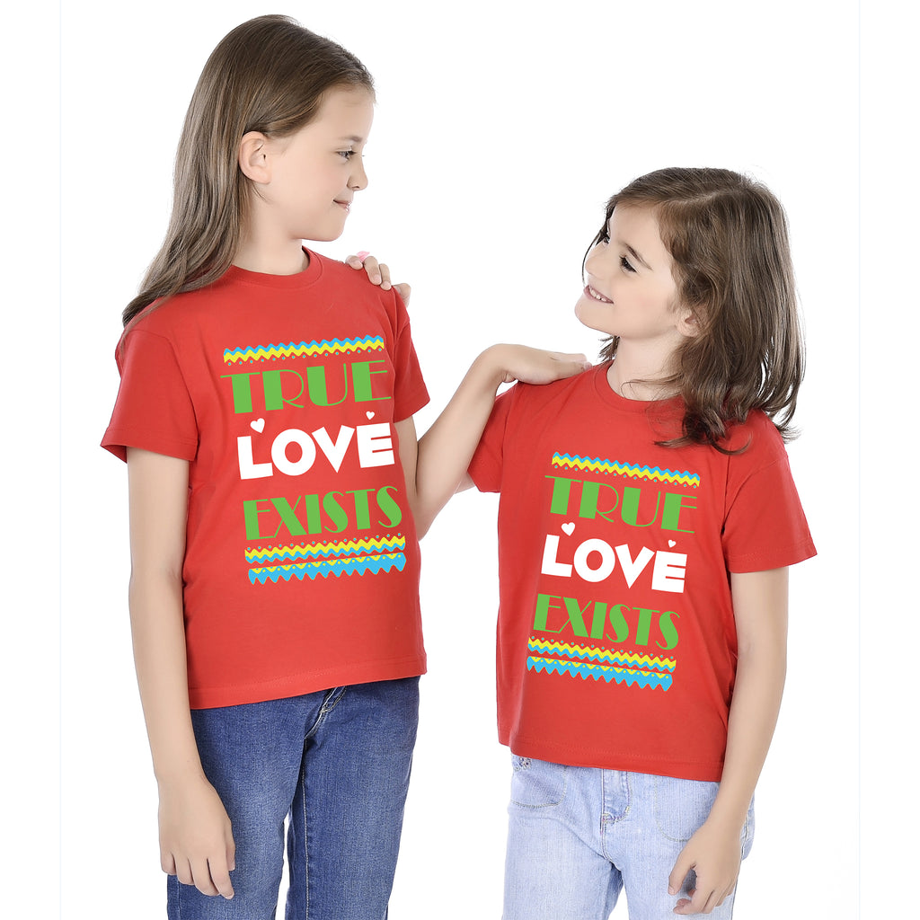 True Love Exists Tees