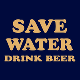 Save Water Drink Beer Tees for Women