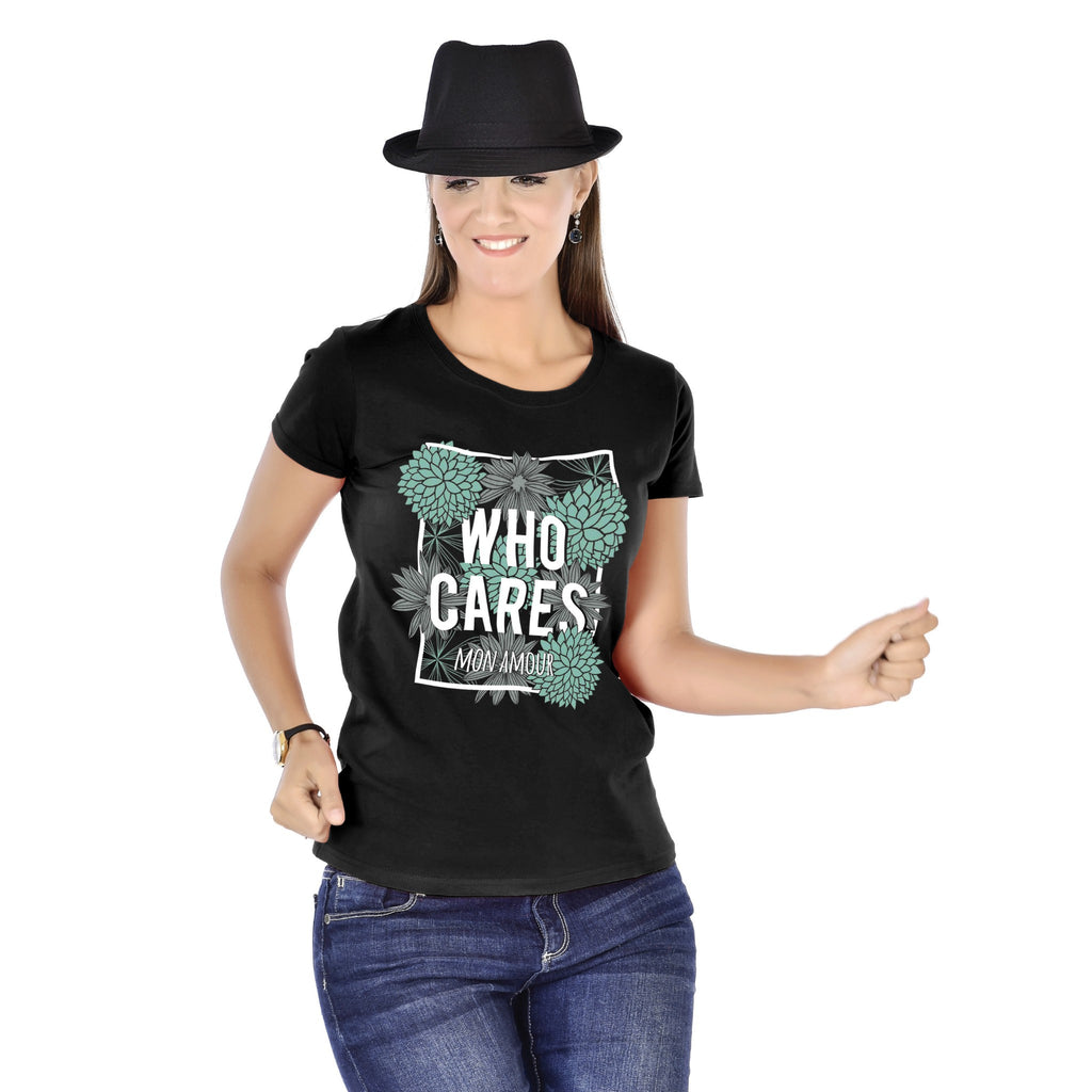 Who Cares ! Women's Tees