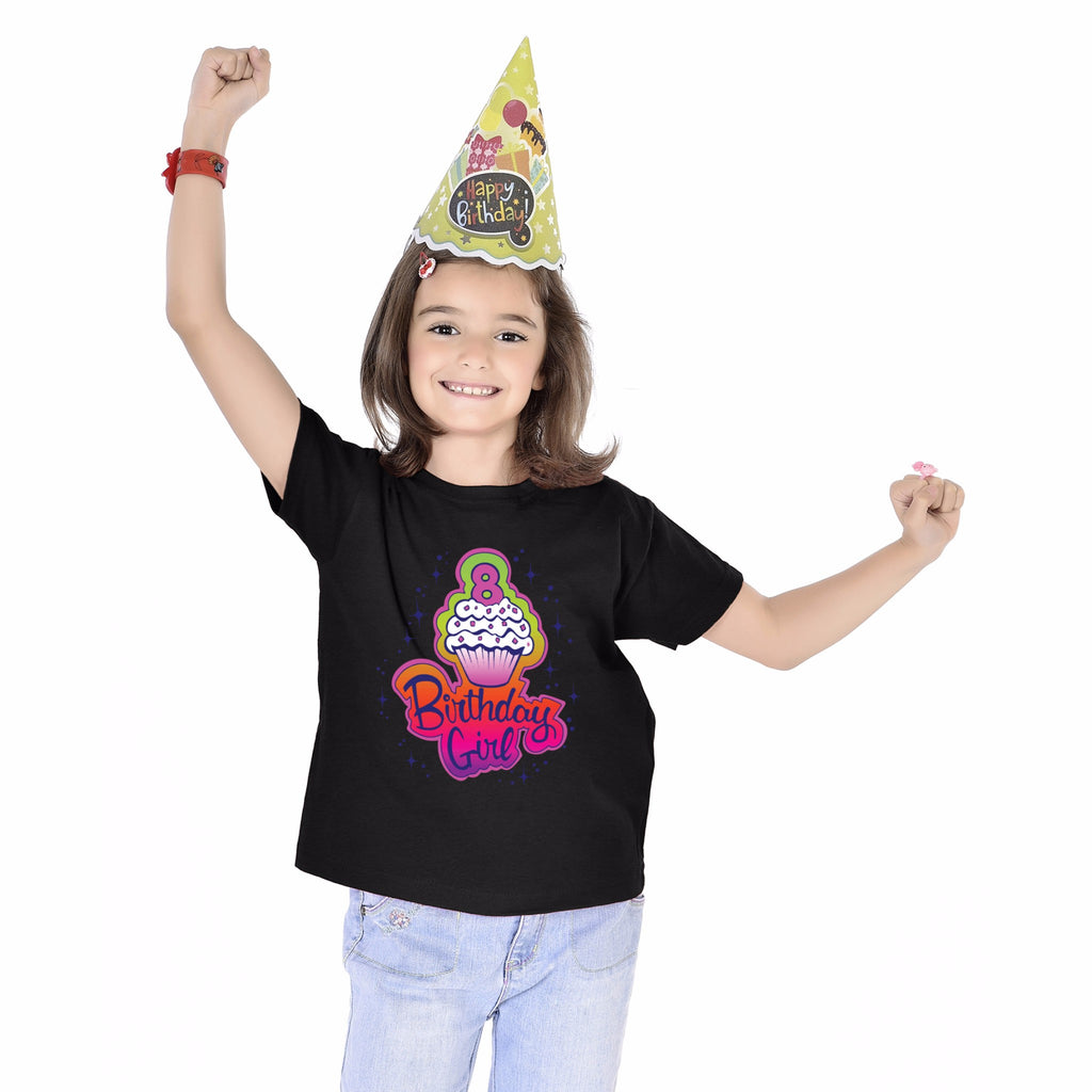 Birthday Girl Kids Tees