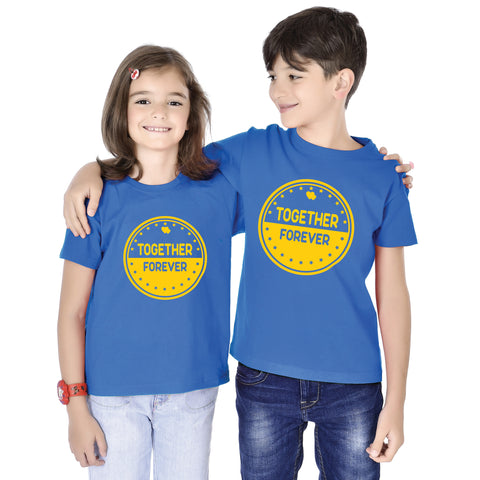 Together Forever Brother/Sister Tees