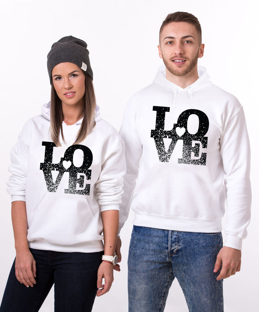 Love Couple Hoodies