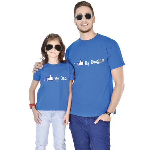 I Like My Dad/Daughter Tees